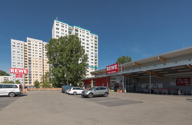 Egenter & Czischka - Projekte - REWE Schlaatz Potsdam